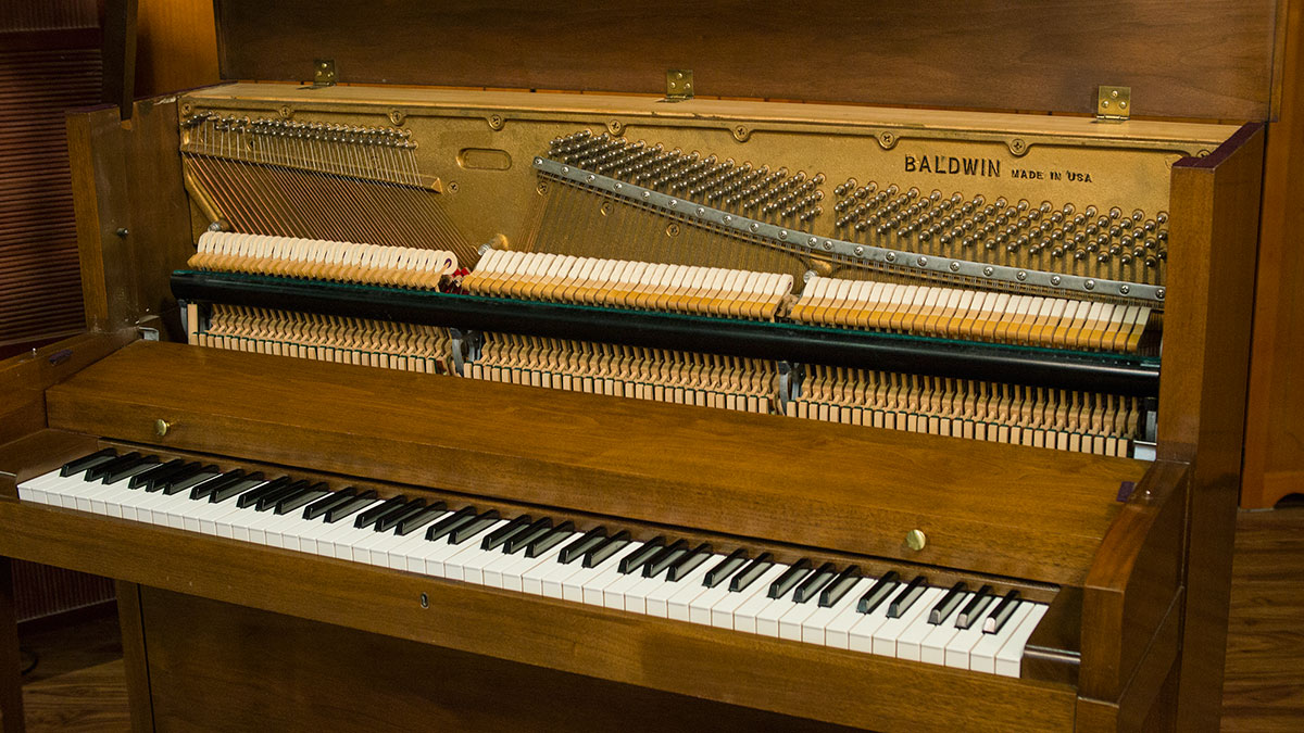 Baldwin Hamilton Studio Upright Piano For Sale Living Pianos