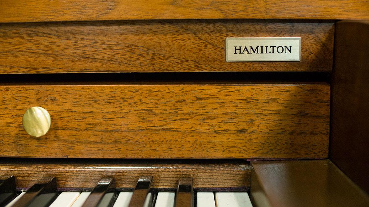 Baldwin Hamilton Studio Upright Piano For Sale Living Pianos