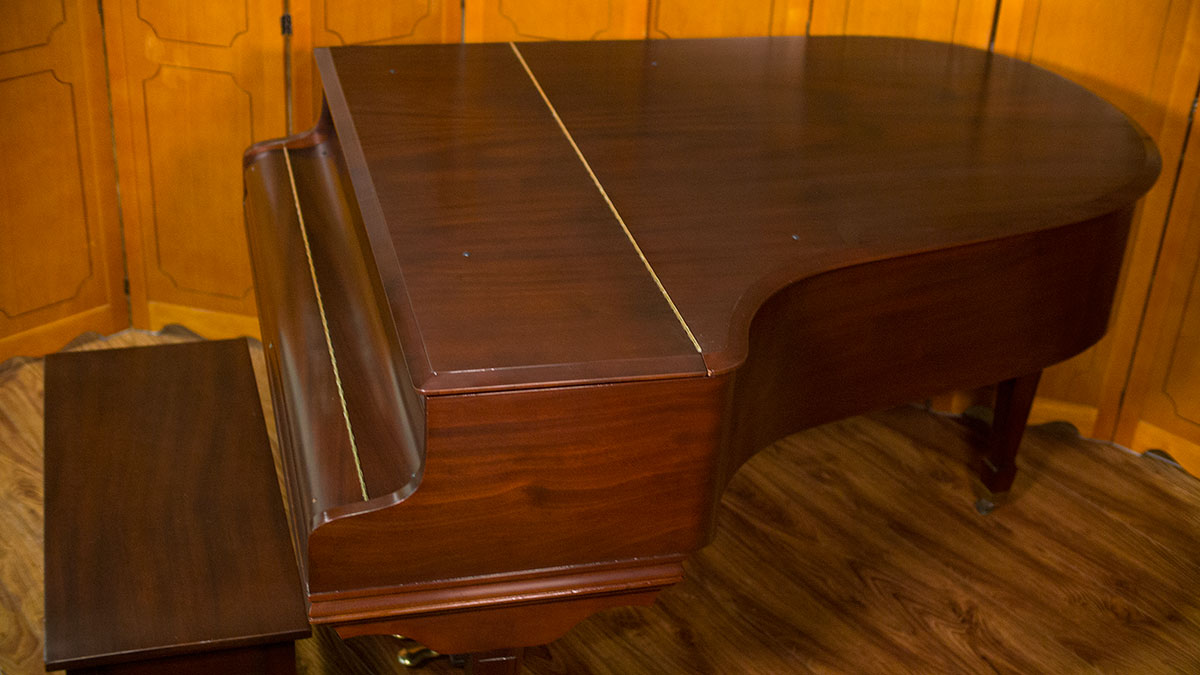 Chickering Parlor Grand Piano For Sale Made In Usa