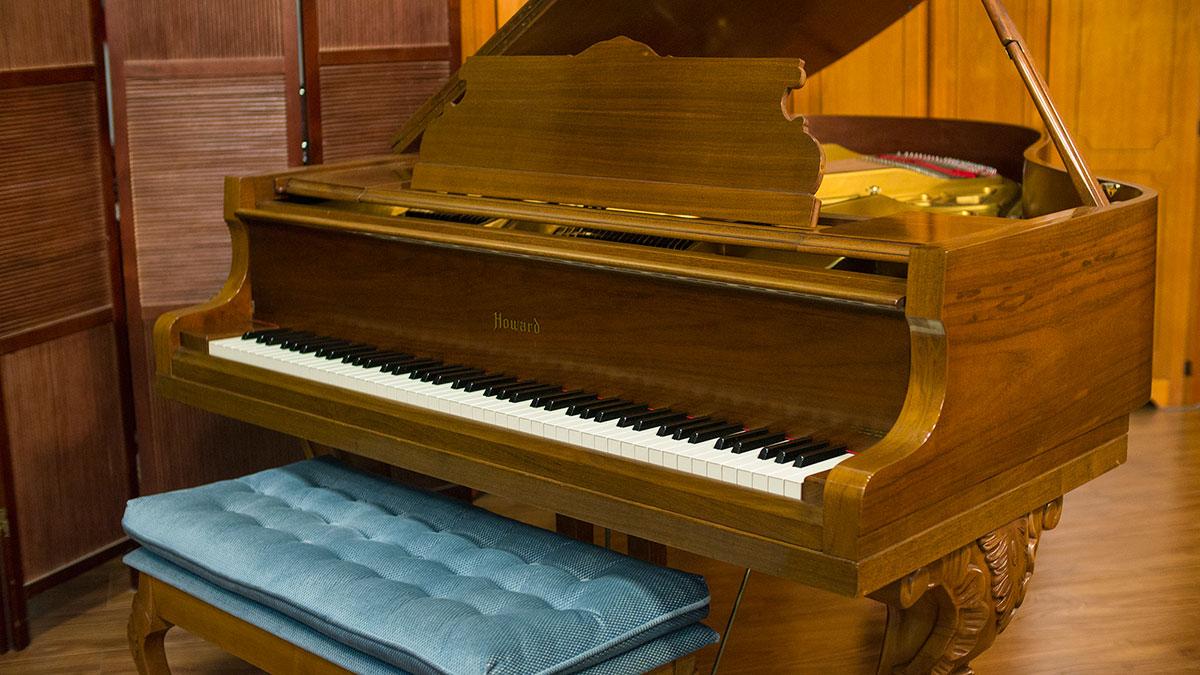 Baldwin Howard Art Case Grand Piano Model 550 Piano Store