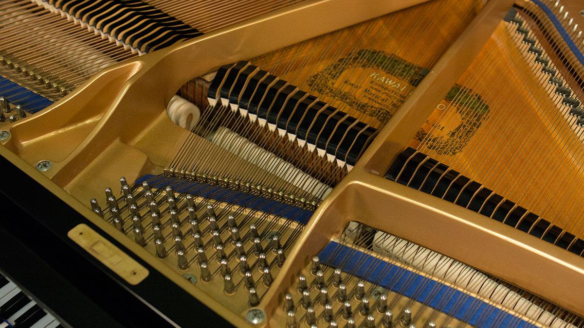 Yamaha Parlor Grand Piano