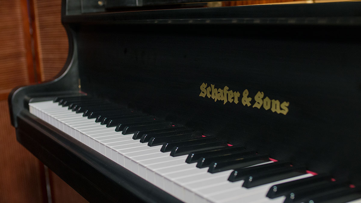 Schafer Amp Sons Baby Grand Piano For Sale Online Piano Store