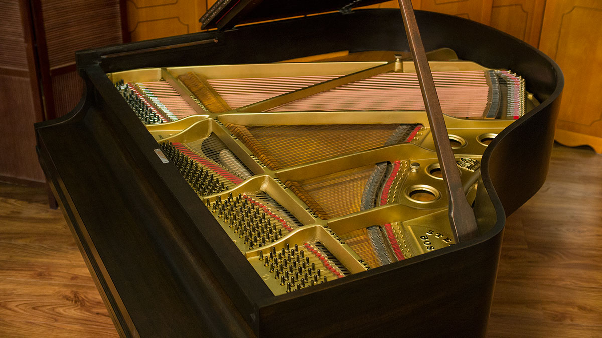 Steinert Baby Grand Piano Model A Living Pianos