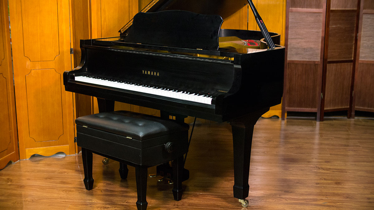 yamaha c3 conservatory grand piano for sale living pianos