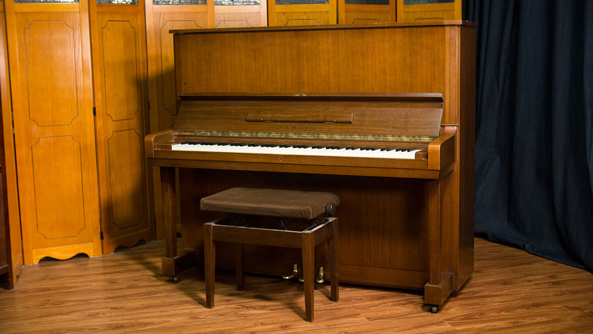 Used yamaha u5 upright piano for sale online piano store for Used yamaha u1 price
