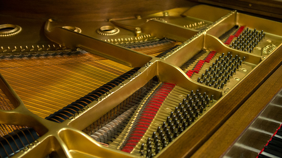 Baldwin Art Case Grand Piano For Sale Model 226 Living