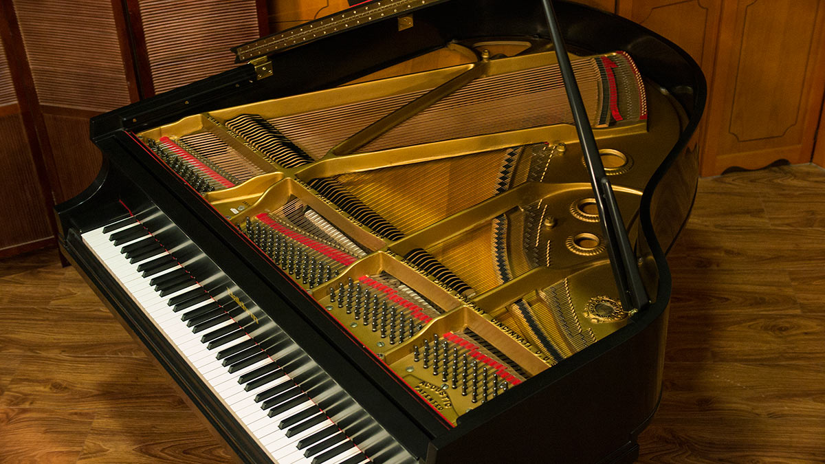 Baldwin Model M Artist Series Grand Piano For Sale