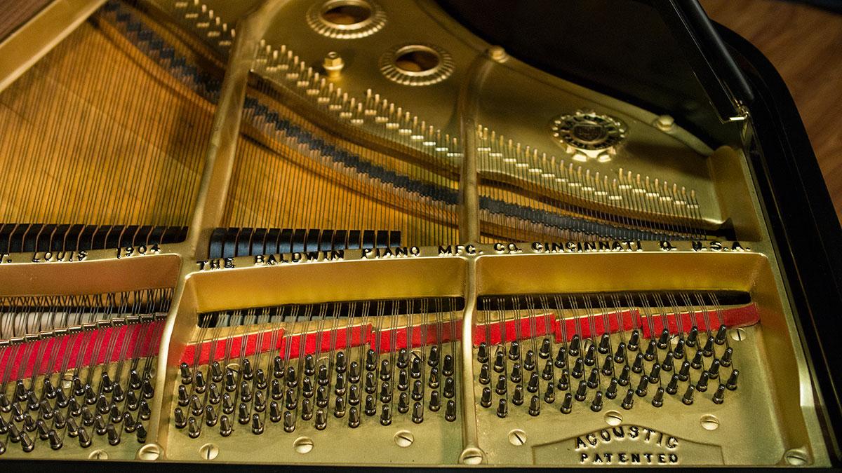 Baldwin piano age by key generator