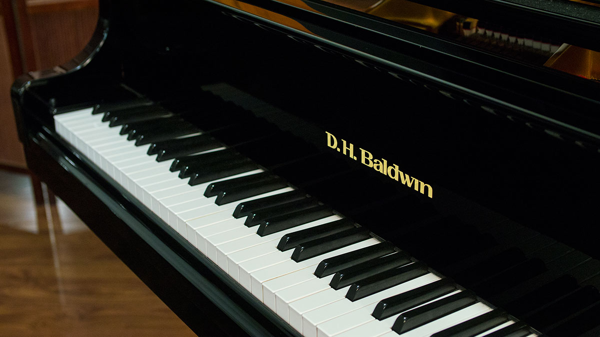 Dh Baldwin Model C152 Baby Grand Piano For Sale Online