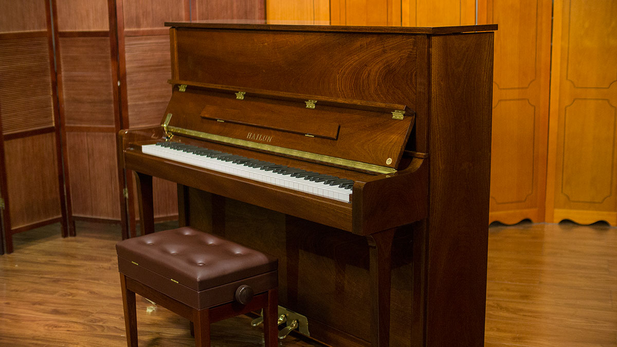 Hailun Model 121 Upright Piano For Sale Living Pianos