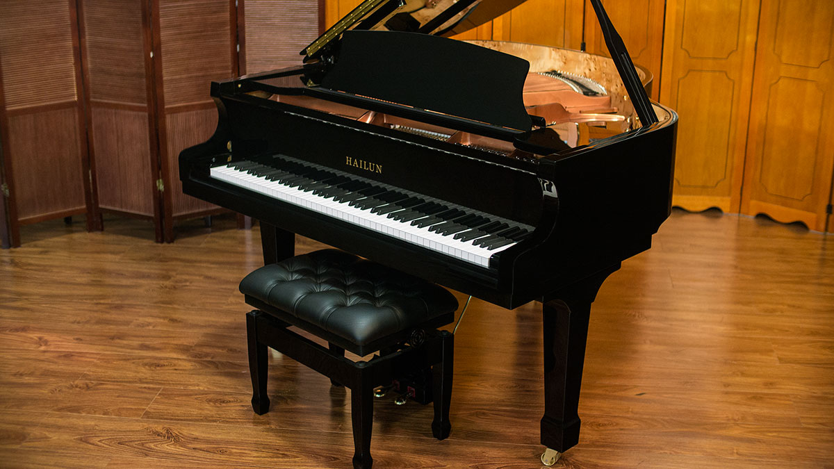 Hailun Baby Grand Piano For Sale Model 151 Living Pianos