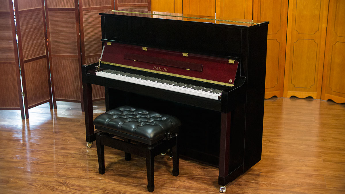 Hailun Model Hu1p Upright Piano For Sale Online Piano Store
