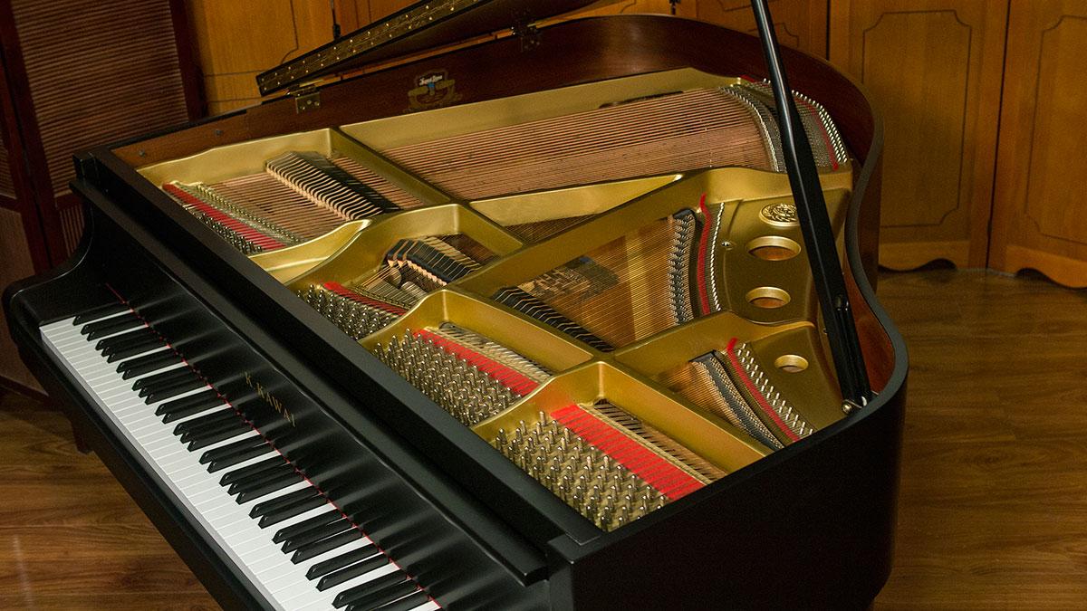 Kawai Baby Grand Piano Model Gm 1 Living Pianos Online