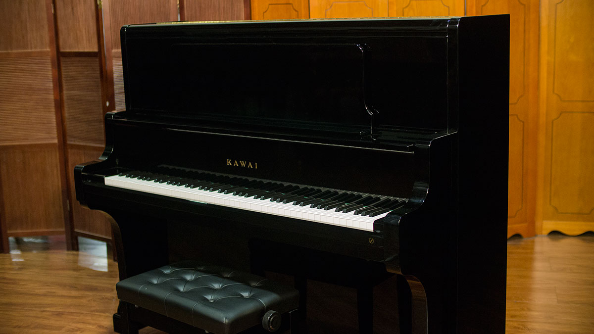 Kawai Professional Upright Piano For Sale Living Pianos