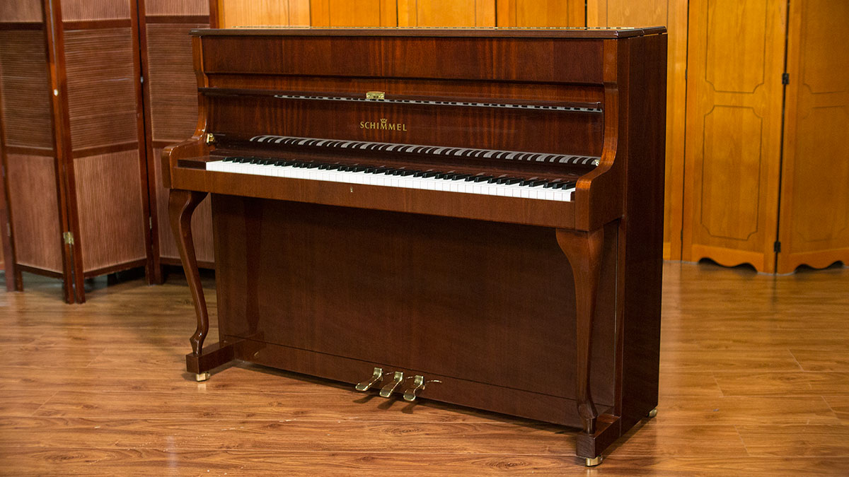 Schimmel Designer Upright Piano Living Pianos Online