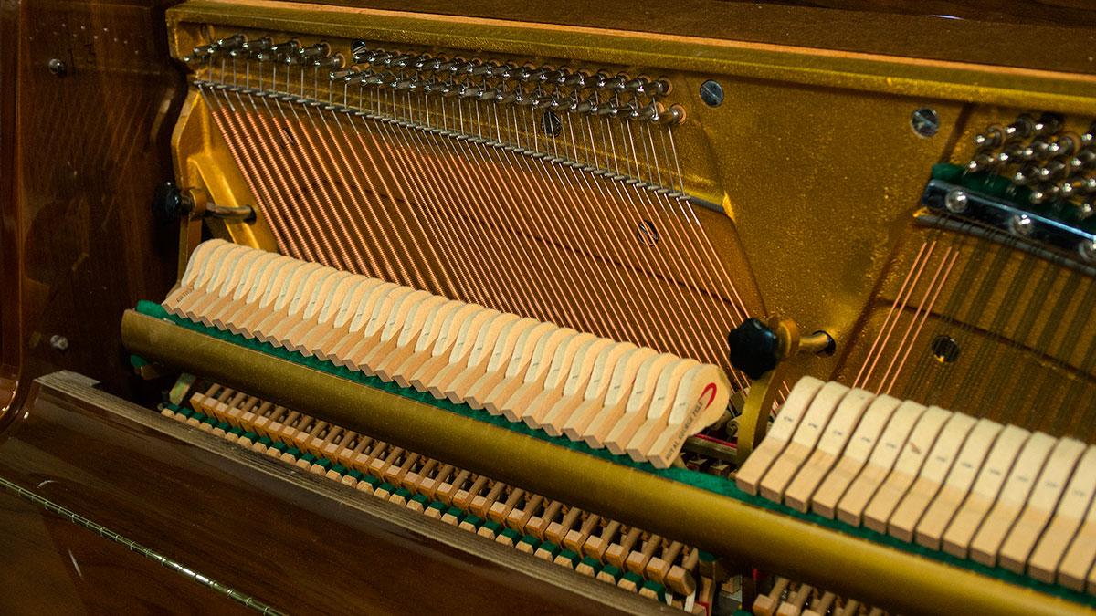 Sherman Clay European Console Piano Model Srs 11 Online Piano Store