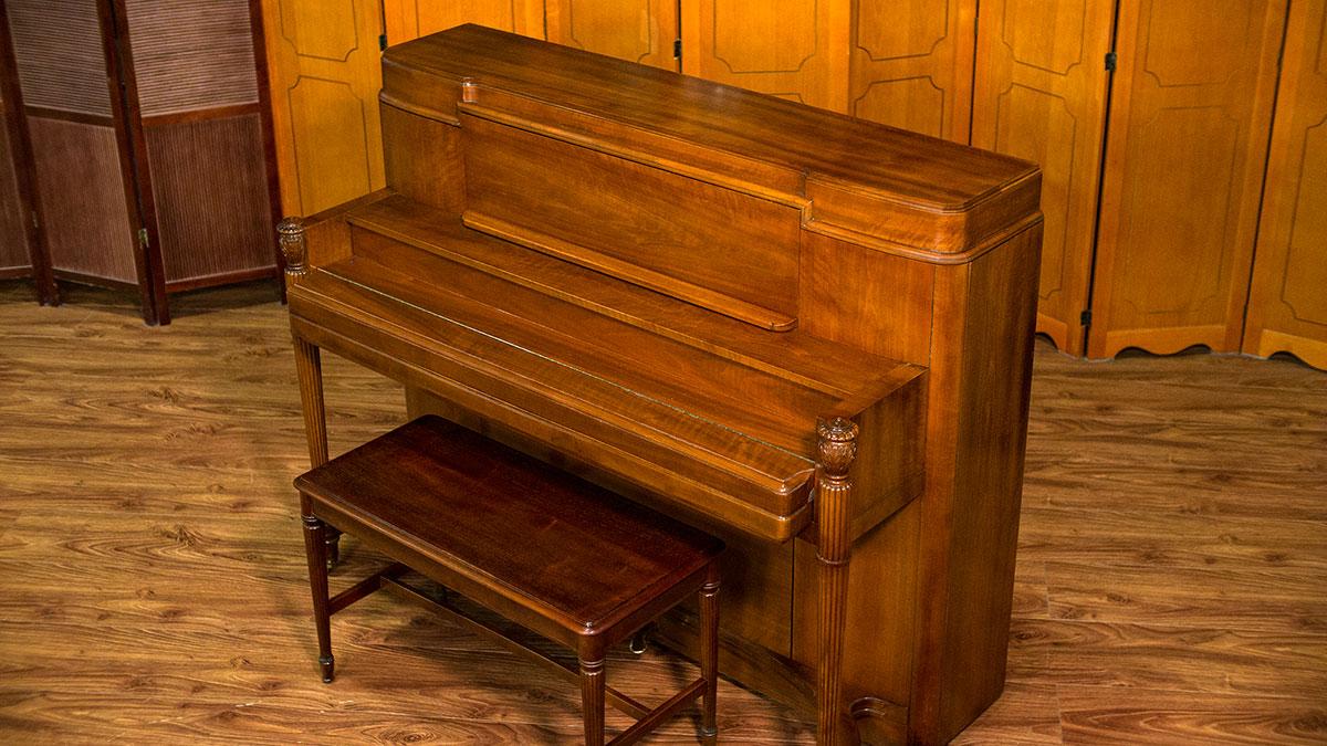 Art deco steinway upright piano for sale online piano for Piani art deco
