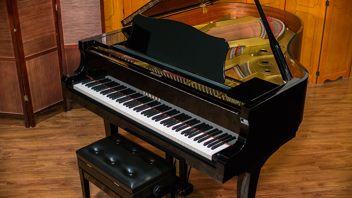 yamaha model g3 grand piano for sale living pianos