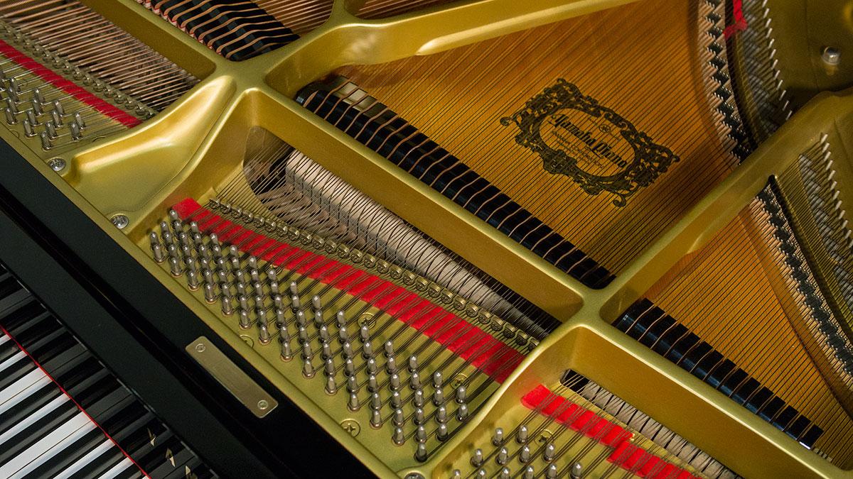 Yamaha G Piano Specifications