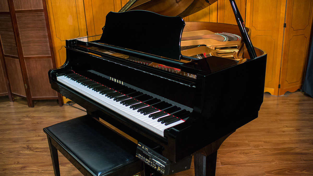 Yamaha Disklavier Baby Grand Piano - Model GH-1 - Online ...