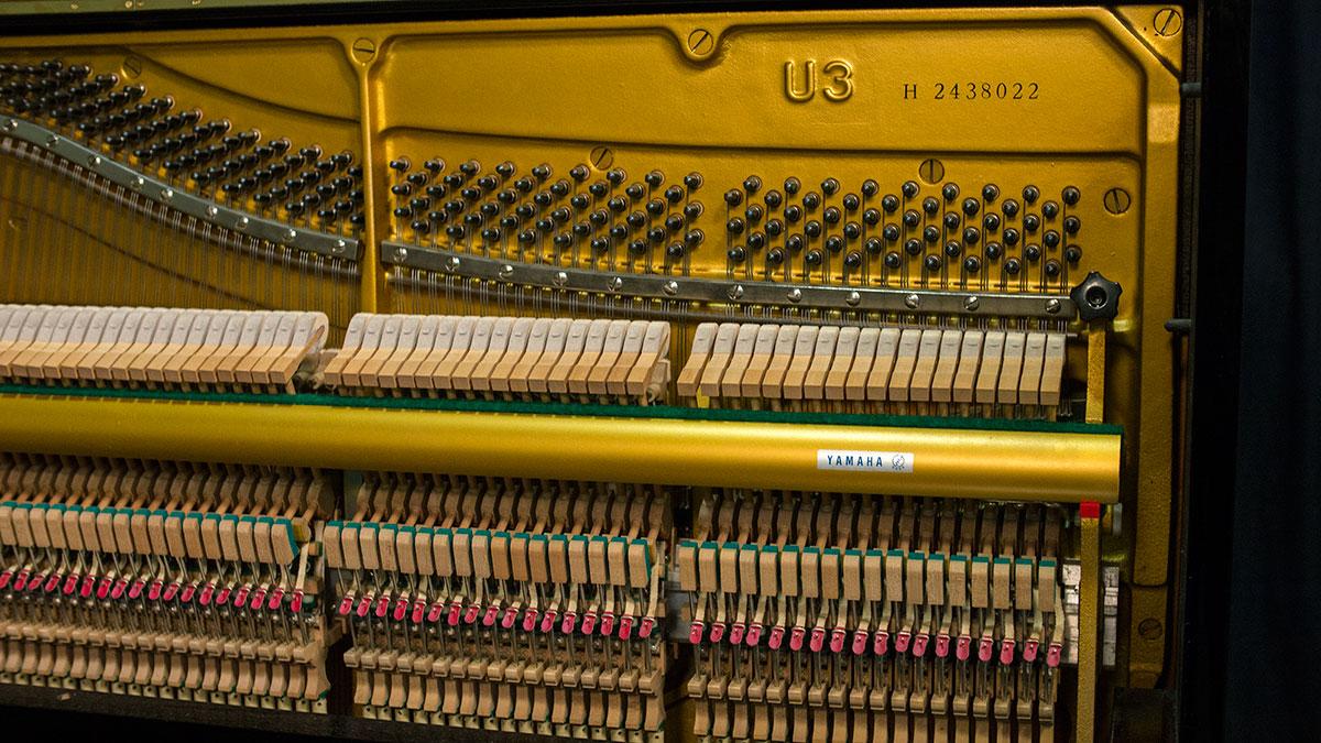 Yamaha U Professional Upright Piano