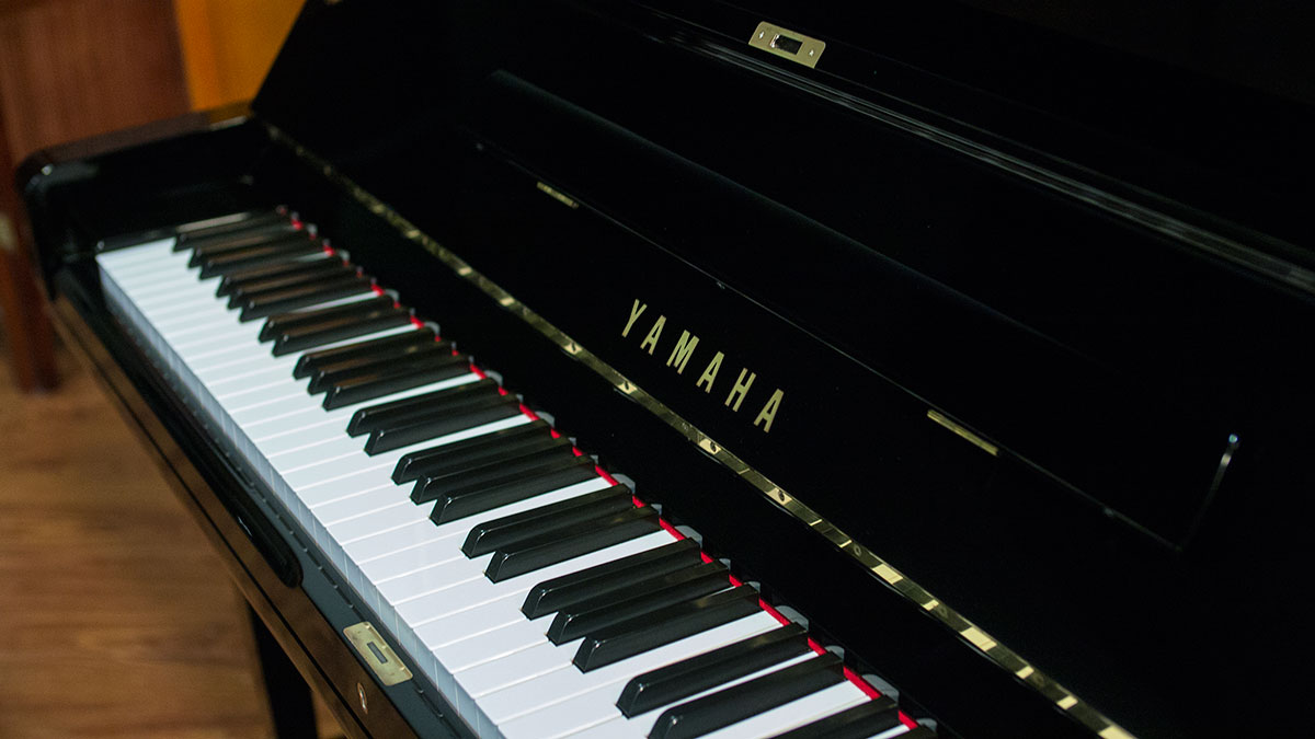 Yamaha model u3 professional upright piano for sale for Piano yamaha price list