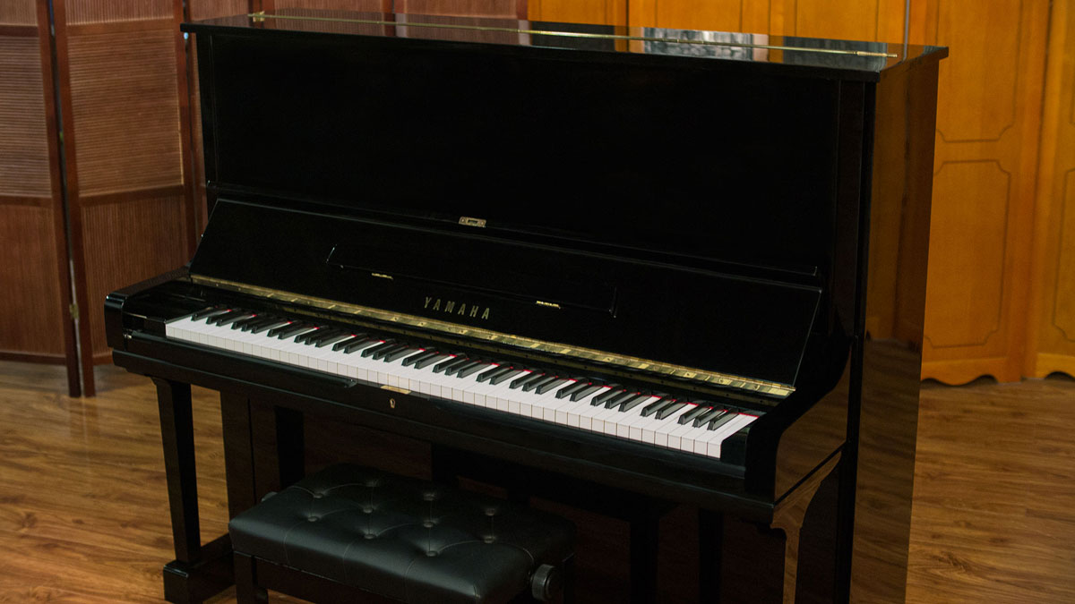 Yamaha u3 professional upright piano for sale living pianos for Yamaha u1 professional upright piano