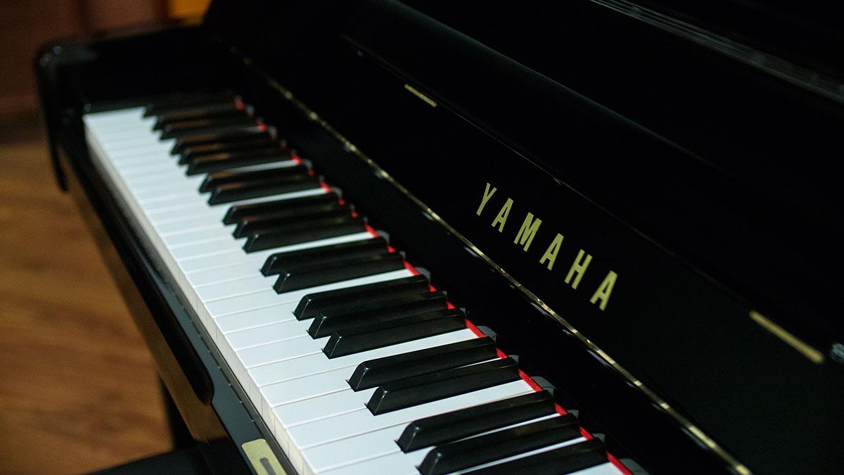 Yamaha model ux 1 professional upright piano for sale for Yamaha upright piano models
