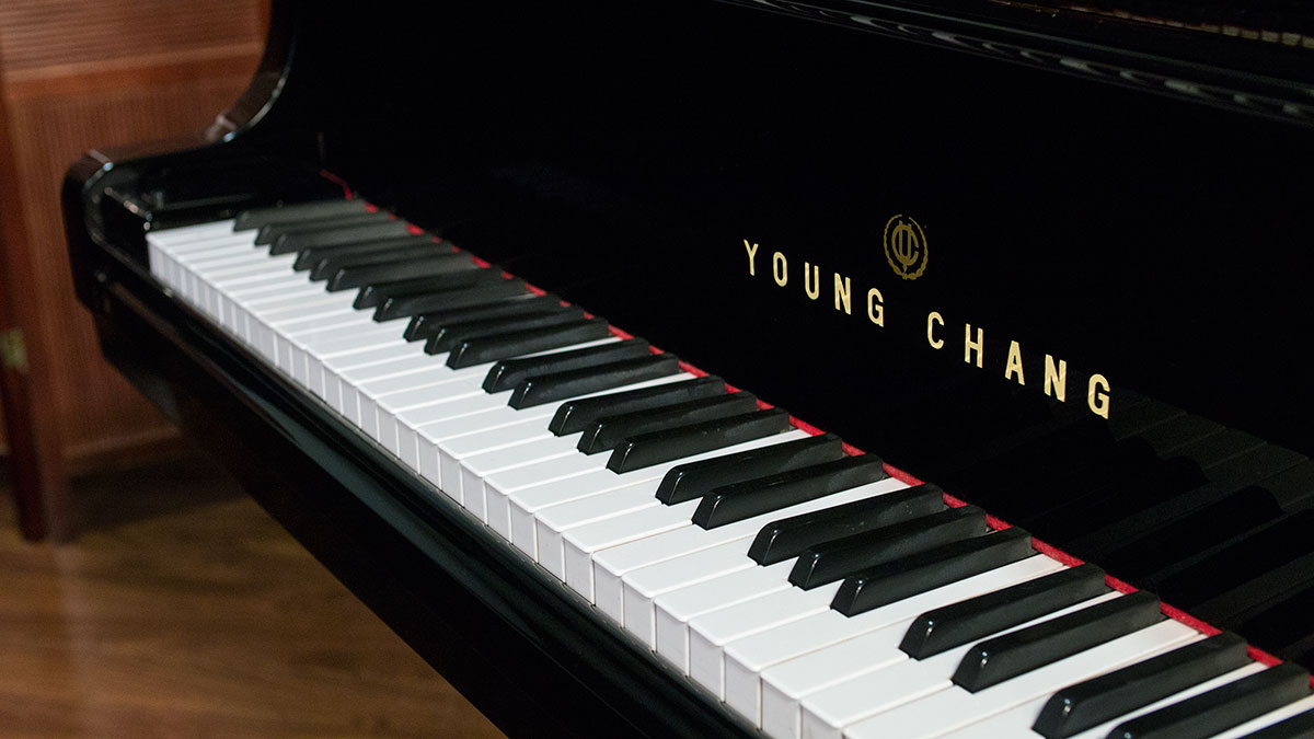 Young Chang Baby Grand Piano Model 150 Online Piano Store