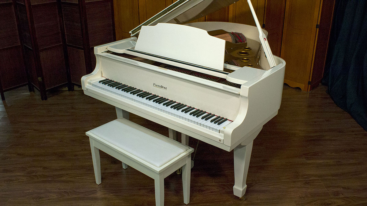 Pianodisc Ivory Grand Piano For Sale