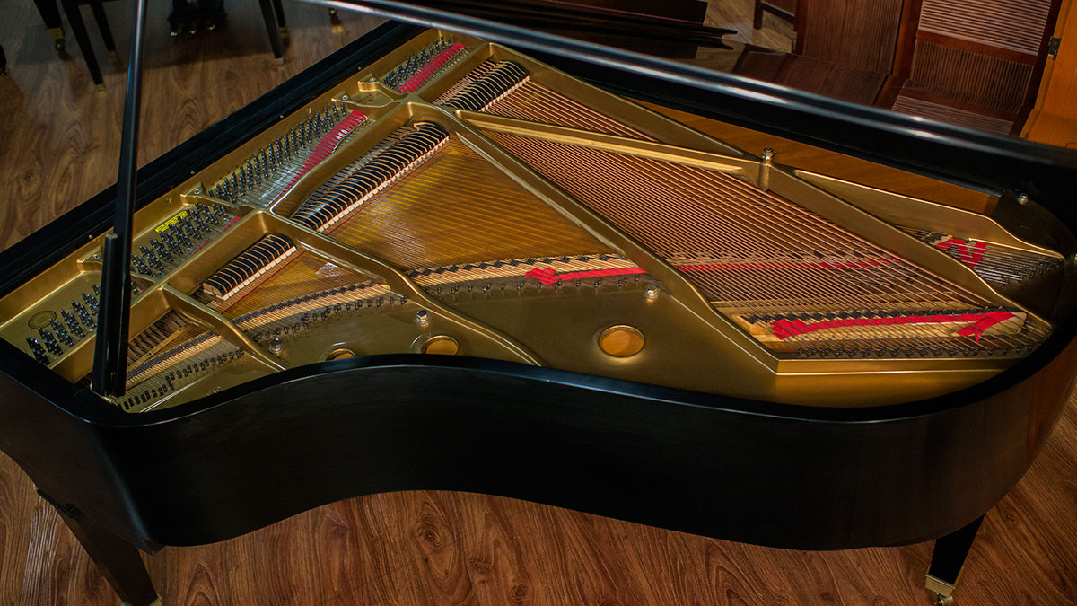 Baldwin Model L With Pianodisc Player System 241098