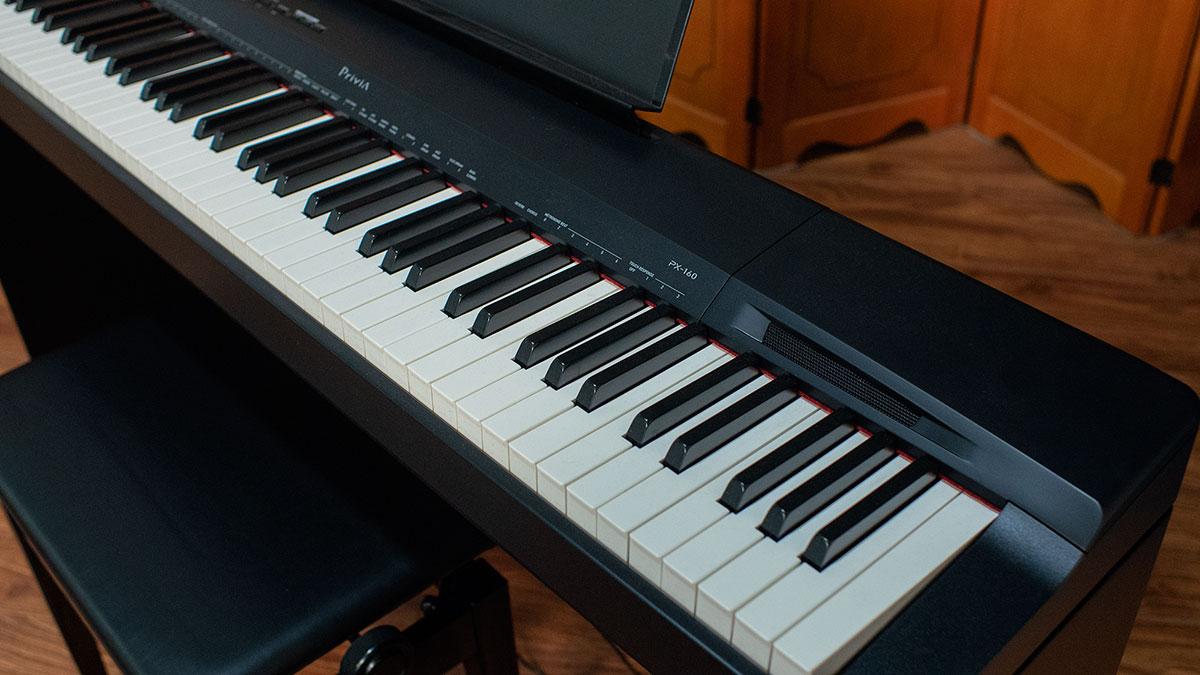 casio px 160 home digital piano. Black Bedroom Furniture Sets. Home Design Ideas