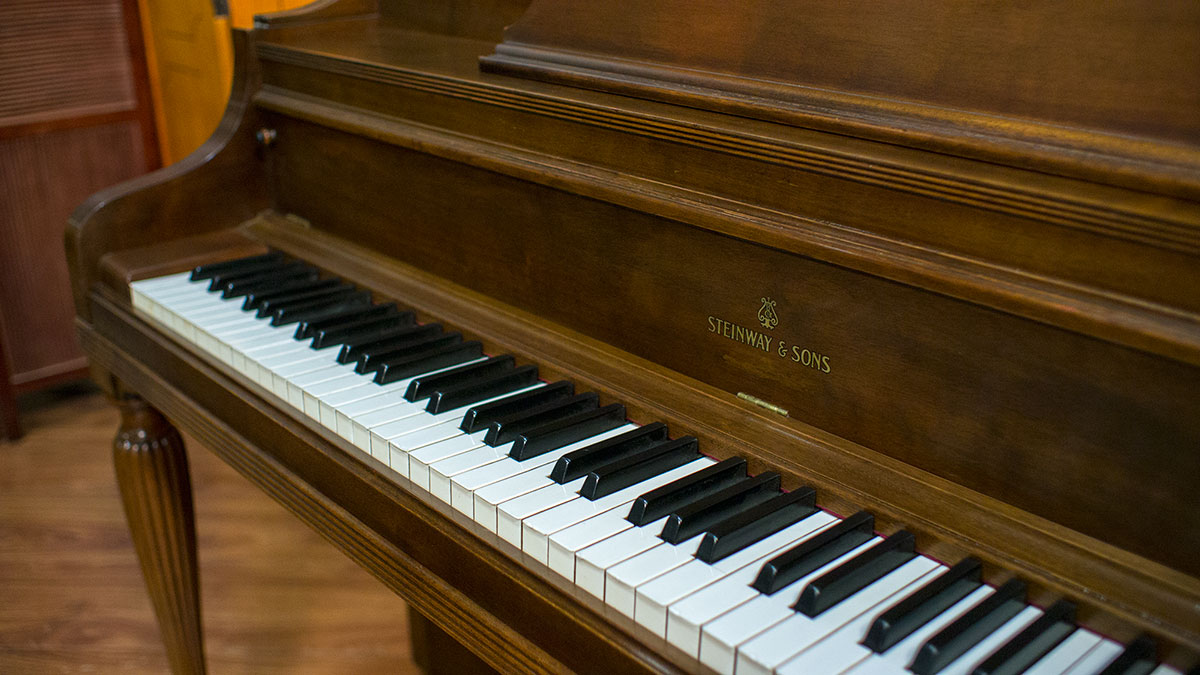 Steinway Console Piano For Sale Living Pianos Online Store