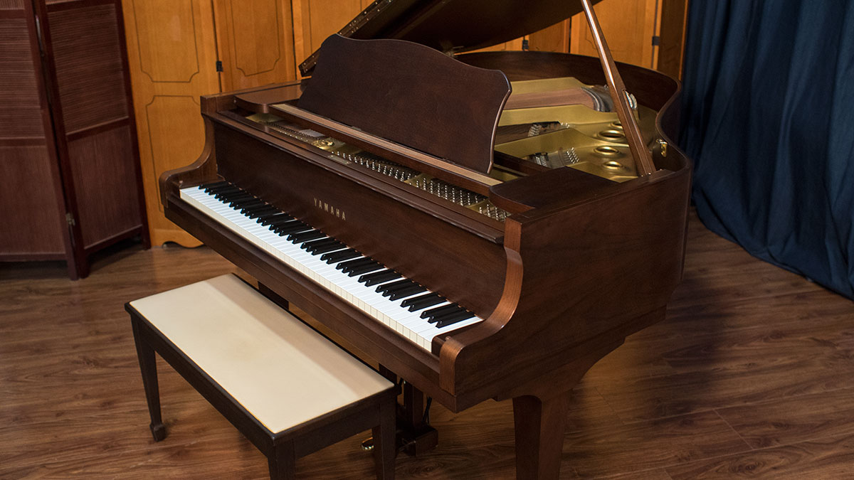 Yamaha G1 Baby Grand Piano 2832438