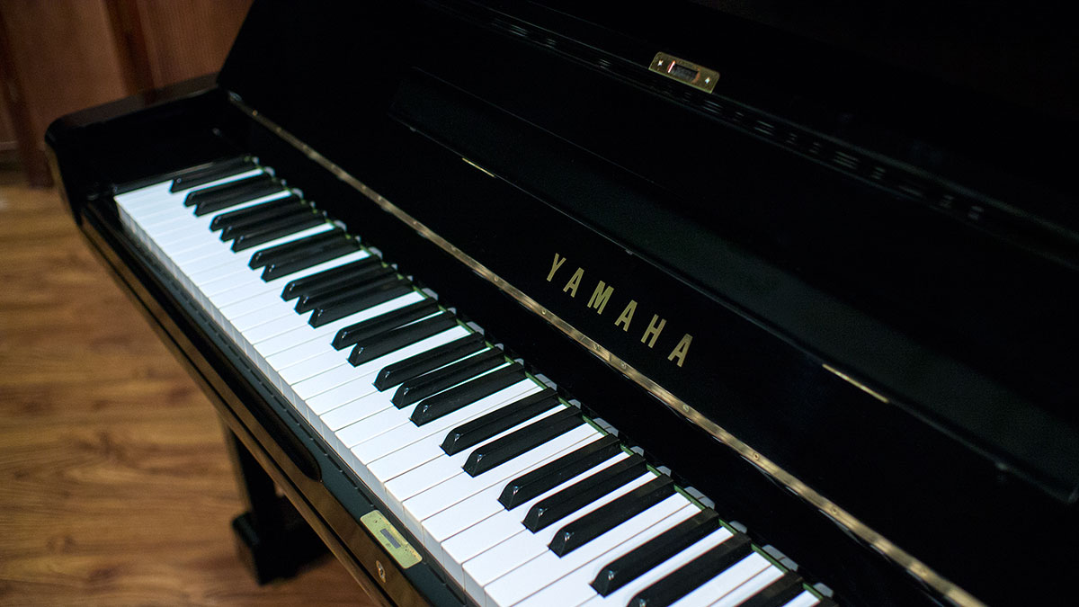 Yamaha u3 professional upright piano 1569923 for Piano yamaha price list