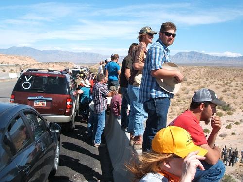 Bundy standoff
