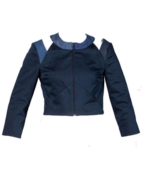 Cut Jacket