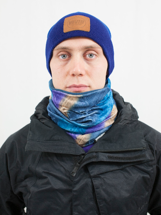 Royal Neck Warmer