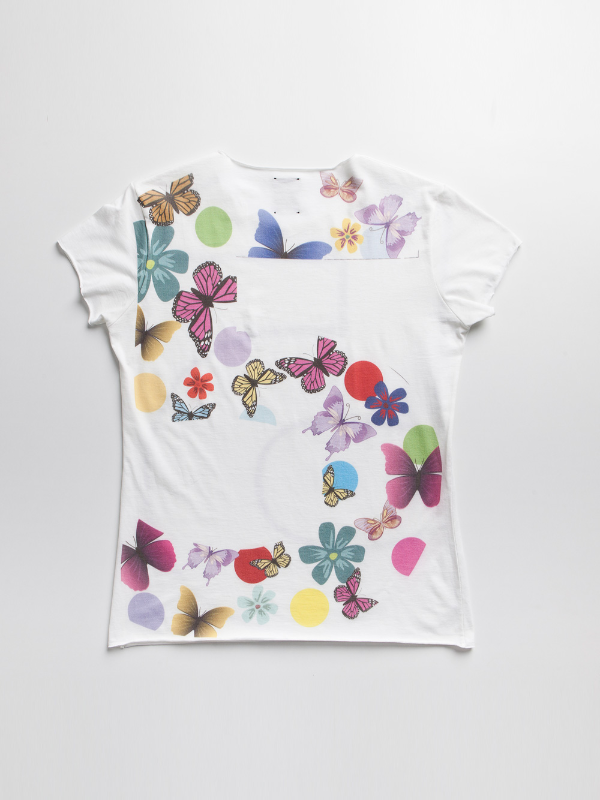 Fri:Haend T-shirt Look 28
