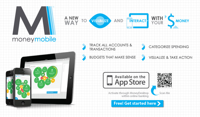 Get started with moneymobile, now available in the app store