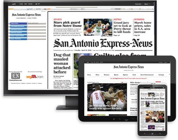 Express-News Star Access