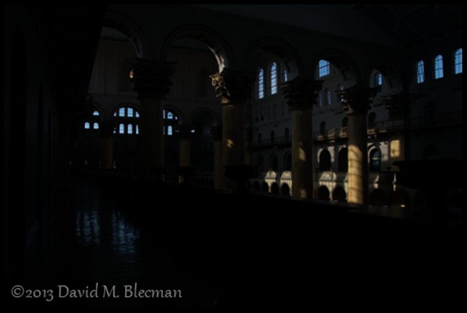 Under exposed high dynamic range photo // High Dynamic Range Photography Tips by David Blecman