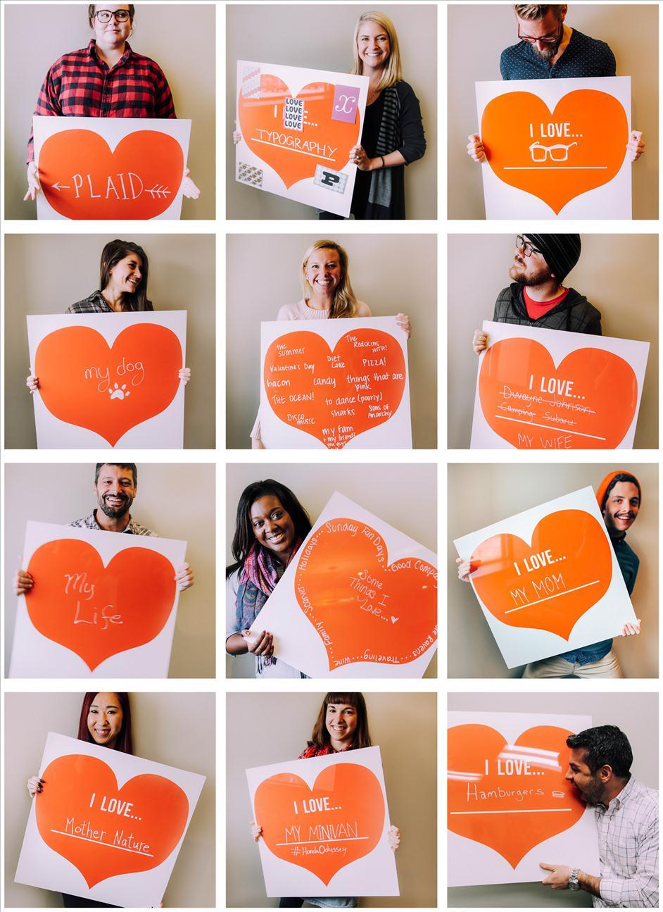 Nations Photo Lab Valentines Day Celebration