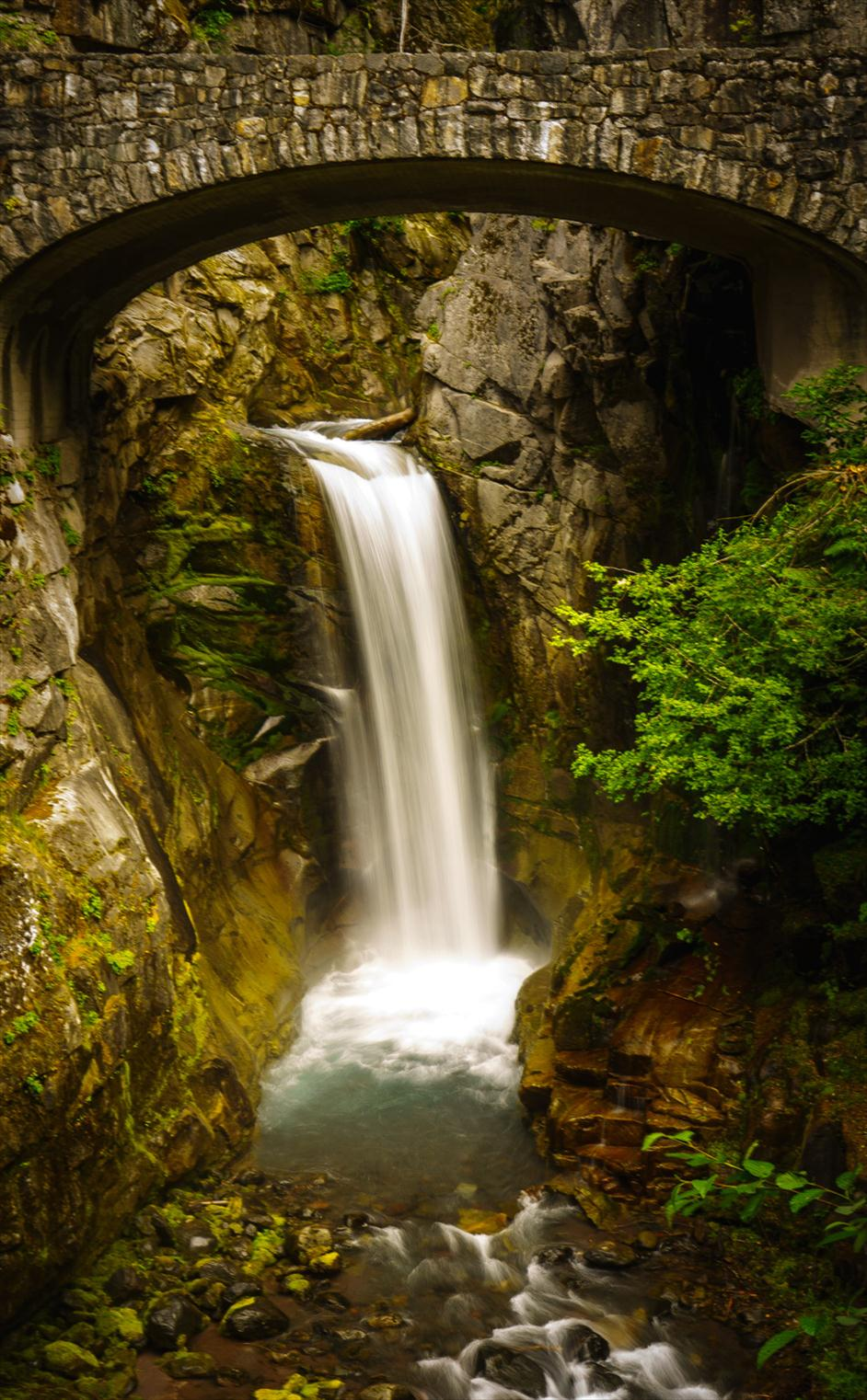 Christine Falls, Mout Rainier// Matt Kloskowski's Top 5 Landscapes to Photography // Nations Photo Lab