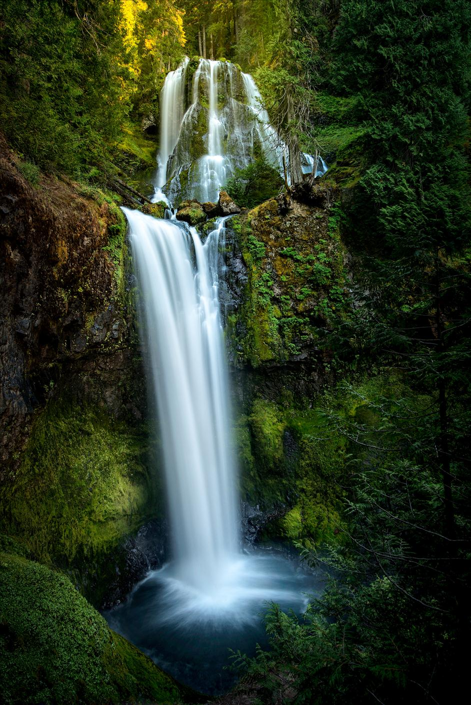 Falls Creek Oregon // Matt Kloskowski's Top 5 Landscapes to Photography // Nations Photo Lab