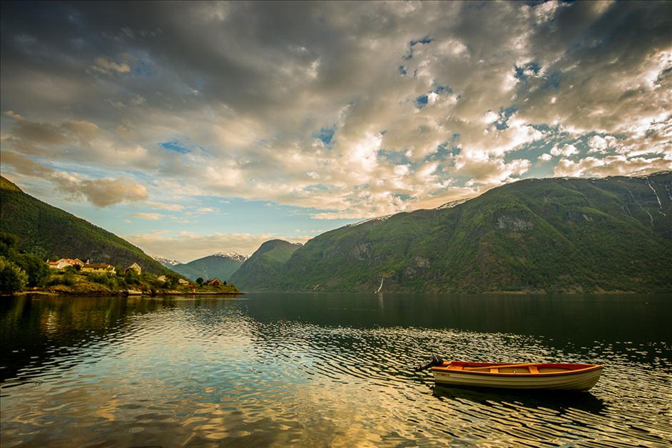 Norway // Matt Kloskowski's 5 Favorite Locations for Landscape Photography // Nations Photo Lab