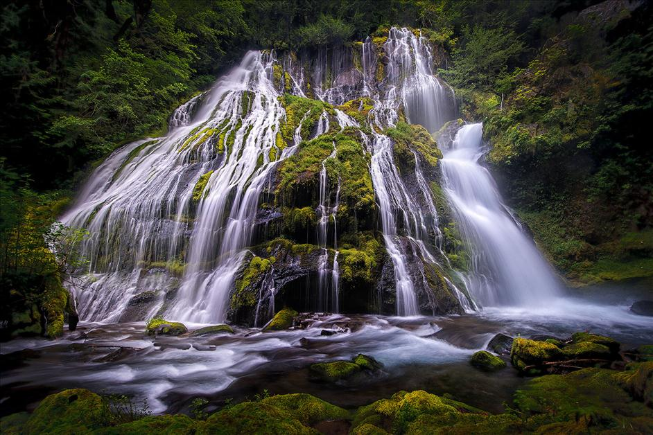 Panther Creek Oregon // Matt Kloskowski's Top 5 Landscapes to Photography // Nations Photo Lab