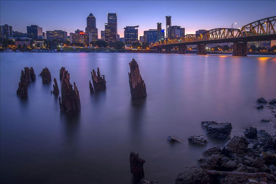 Portland, Oregon // Matt Kloskowski's Favorite Places for Landscape Photography // Nations Photo Lab