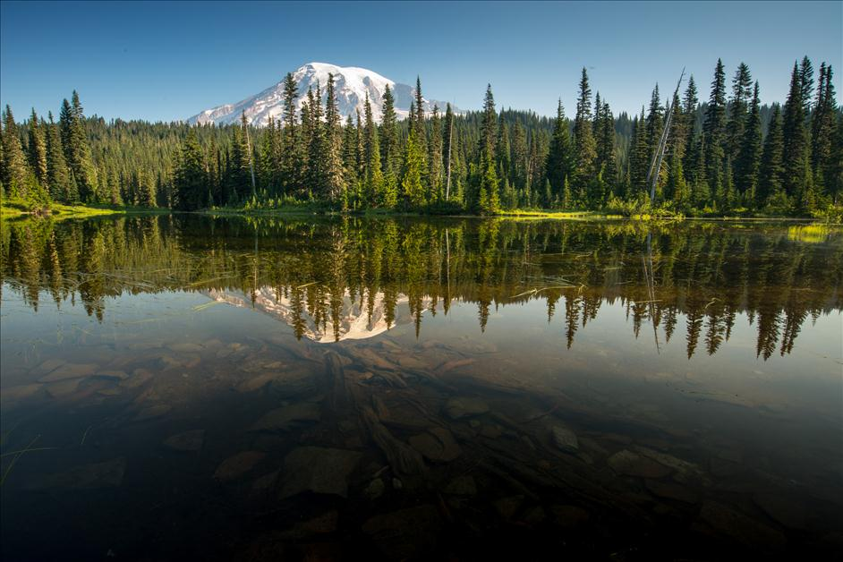 Mount Rainier // Matt Kloskowski's Top 5 Landscapes to Photograph // Nations Photo Lab