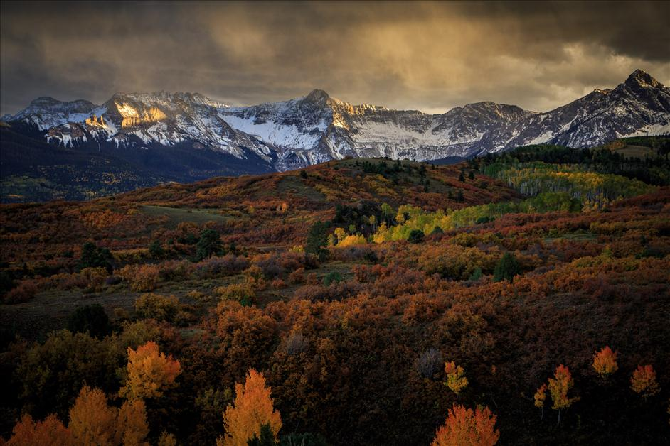 Colorado Storm // Matt Kloskowski's Favorite Places for Landscape Photography // Nations Photo Lab